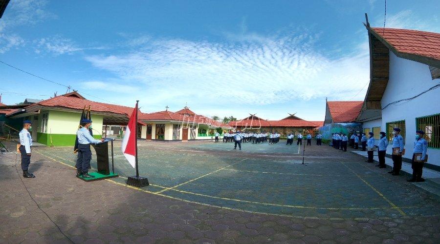 UPT PAS Wilayah Kalteng Tingkatkan Kewaspadaan Jelang Natal & Tahun Baru