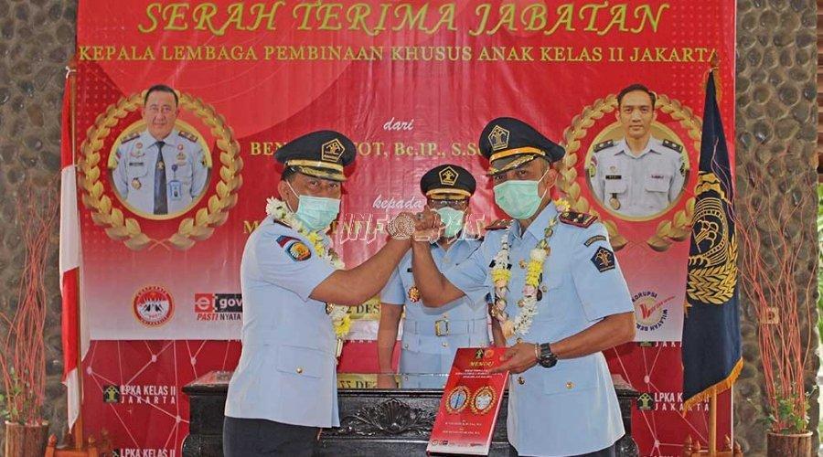 Gantikan Benny Totot, Medi Oktafiansyah Pimpin LPKA Jakarta