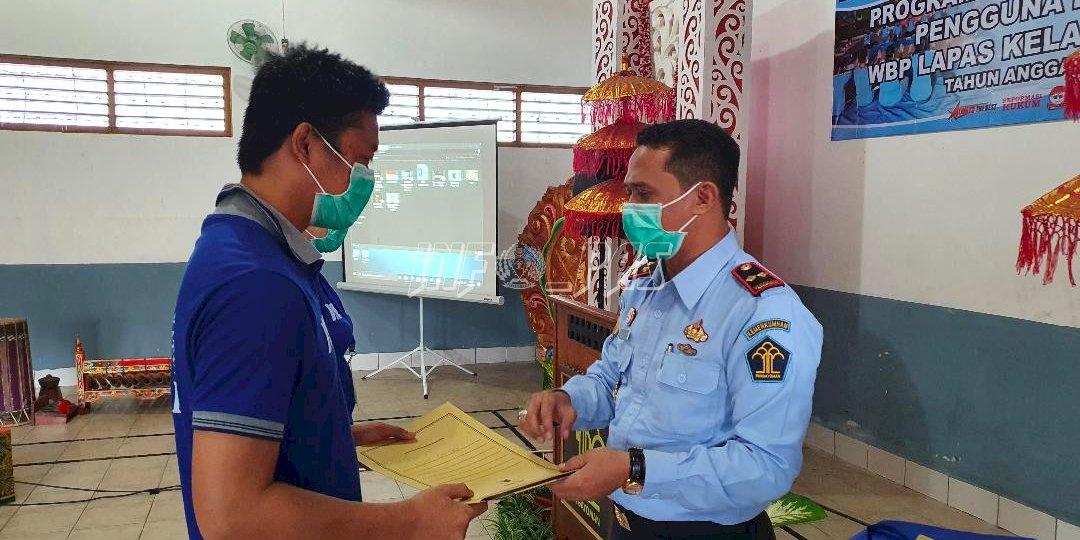 Lapas Tabanan Sukses Laksanakan Rehab Medis Narkoba