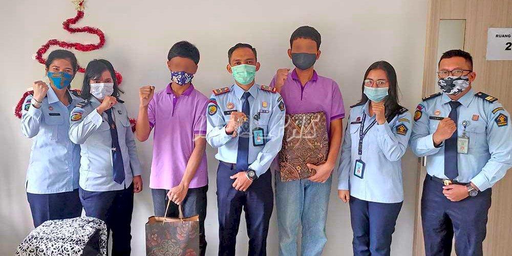 Hadirkan Kedamaian dengan Perayaan Natal di LPKA Jakarta
