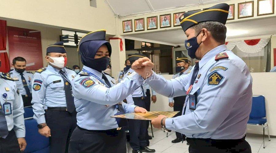 Bapas Yogyakarta Lepas Pejabat & Sambut Personel Baru