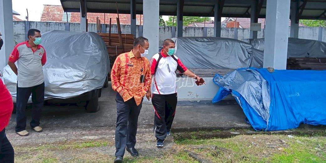 Kunjungi Rupbasan Ambon, Kadivpas Fokus Benahi Overload Basan Baran