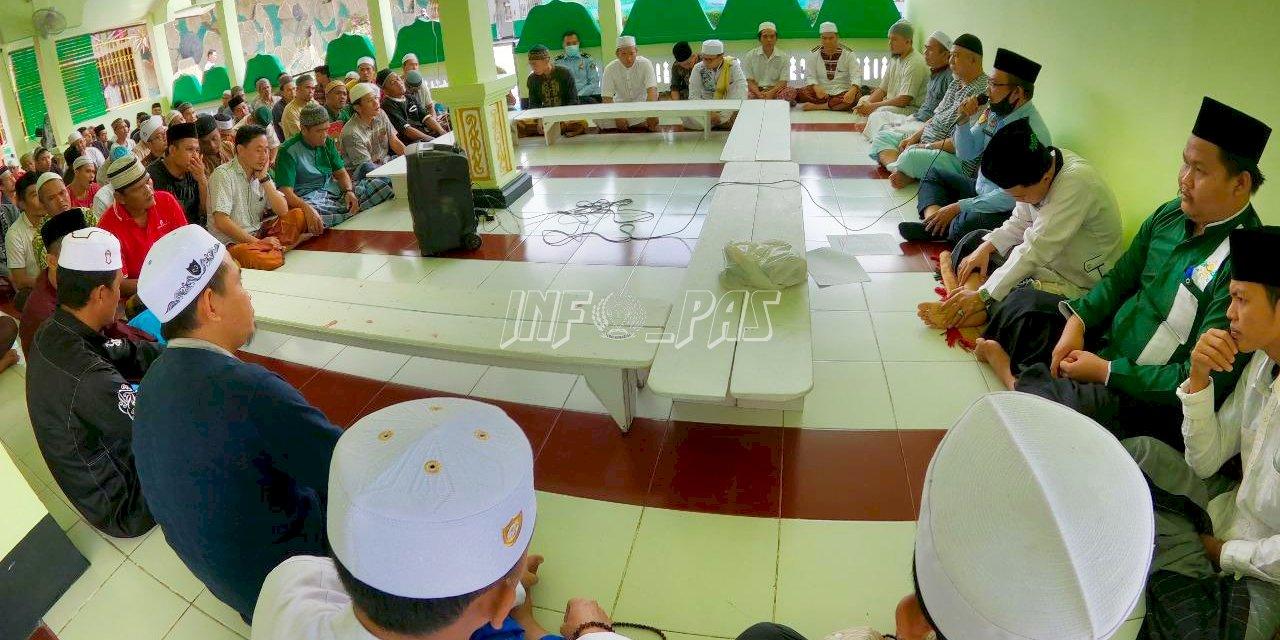 Tingkatkan Minat Baca Al-Qur'an, Ini Harapan WBP Lapas Sampit