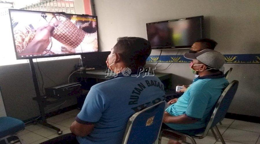 WBP Rutan Batang Tonton YouTube, Ini yang Ditonton