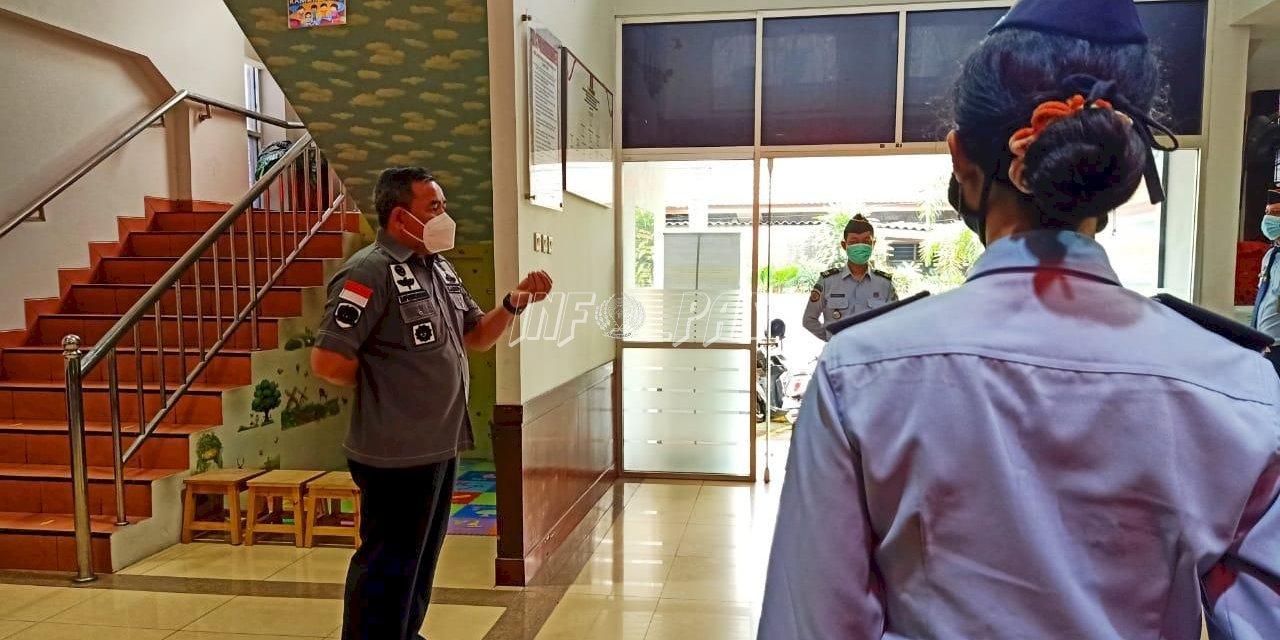 Kadivpas DKI Sampaikan Harapannya untuk Bapas Jakarta Pusat