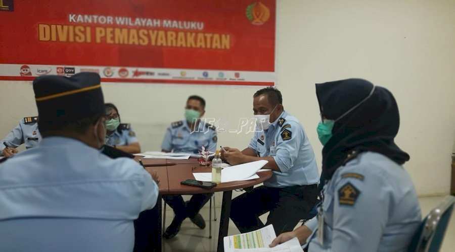 Kadivpas Maluku: Program 3 Bulan ke Depan Sudah Harus Dijalankan
