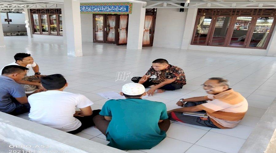 Gandeng Kemenag, Rutan Kuala Kapuas Akan Bentuk Majelis Taklim WBP