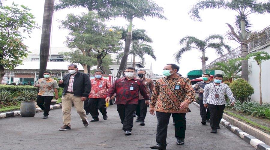 Pantau Pelayanan WBP, Wamenkumham & Dirjenpas Sambangi Rutan & Lapas Cipinang