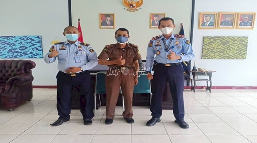 Basan Baran Overstaying Dikeluarkan dari Rupbasan Cirebon