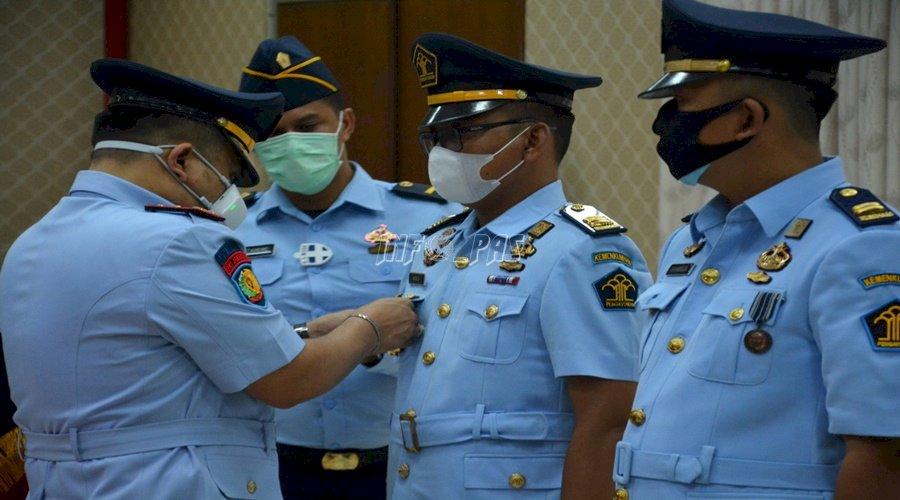 Lantik Pejabat Baru, Kalapas Narkotika Jakarta Ingatkan Kerja PASTI