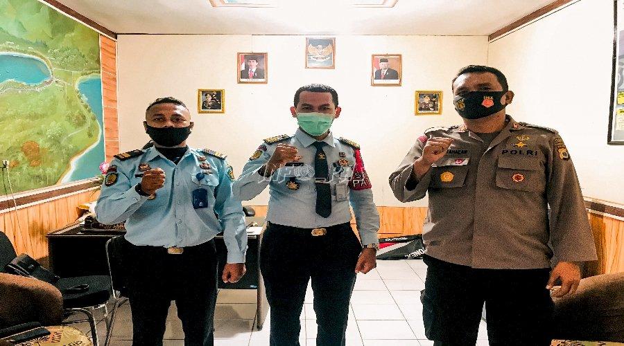 Optimalisasi Deteksi Dini, LPKA Ambon Gandeng Polsek Baguala