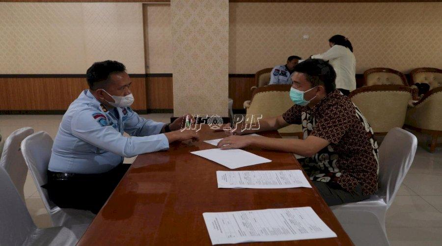 Gandeng 2 Universitas, Lapas Semarang Gelar Asesmen Tim Pokja WBK/WBBM