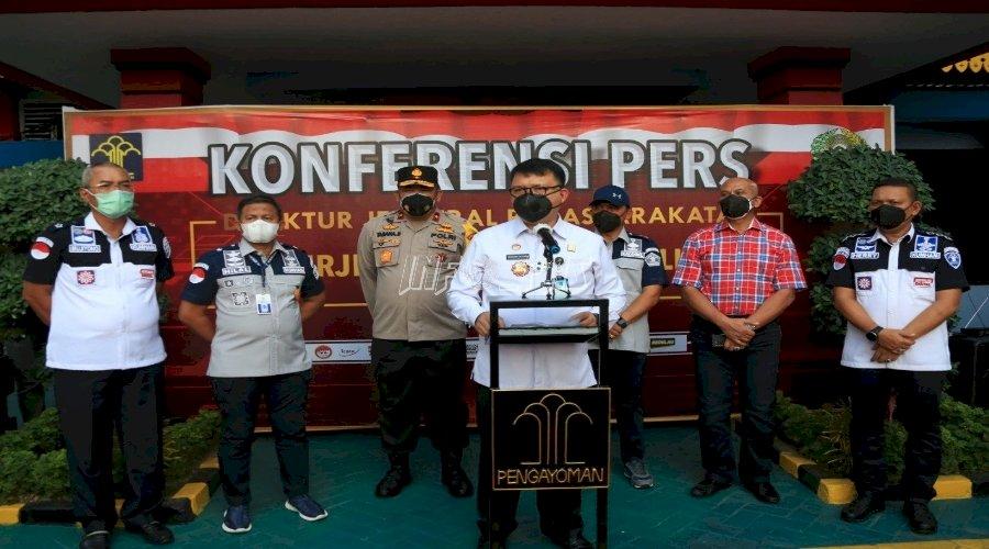 Backup Nusakambangan, Tiap Wilayah Diharapkan Miliki Blok Pengendali Narkoba