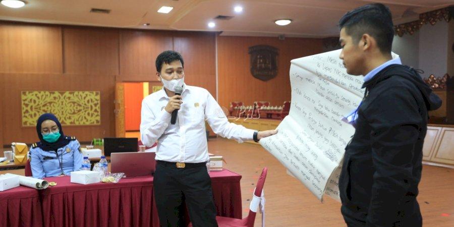 Dukung KIP, Ditjenpas Gelar Pelatihan Copywriting