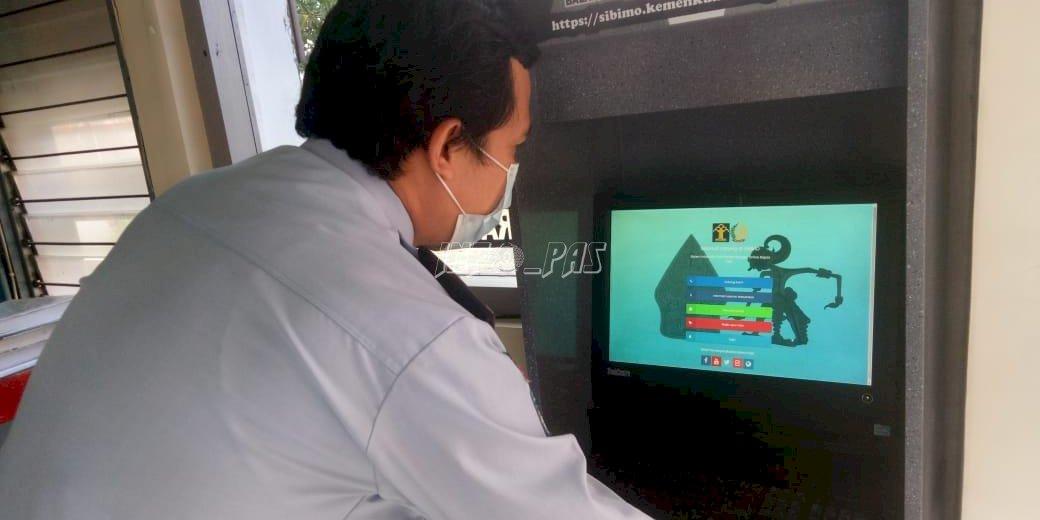Aplikasi SIBIMO Jamin Keterbukaan Informasi Bapas Pati