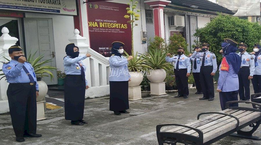 Walau Pandemi, Kadivpas DIY Minta Bapas Yogyakarta Maksimalkan Pelayanan Prima