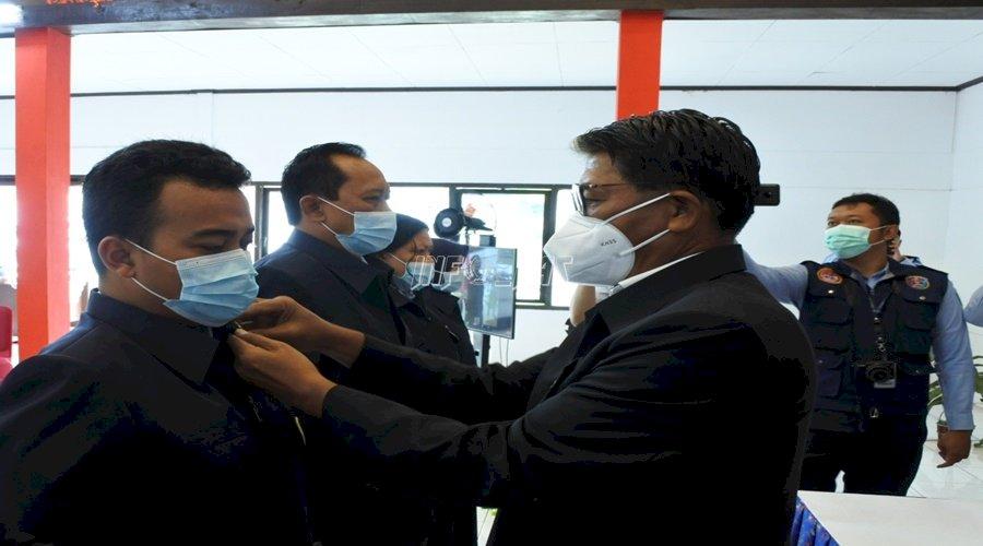 26 Pengurus DPW IPKEMINDO Kaltim Dikukuhkan