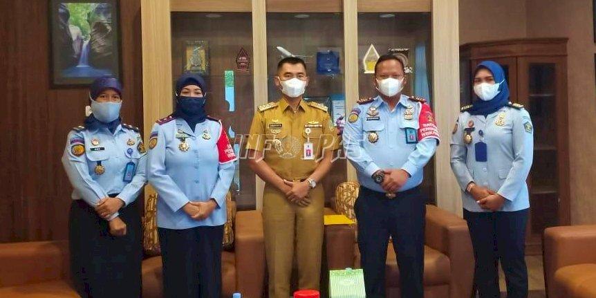 Kabapas Wonosari Silaturahmi, Bupati Gunungkidul Sampaikan Dukungan