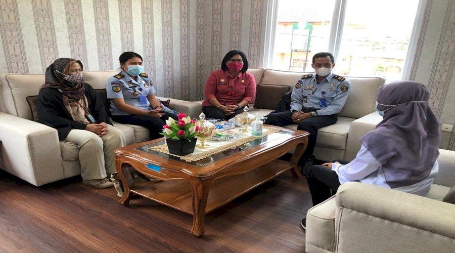 Bapas Jakarta Pusat Pantau Klien Anak di BRSAMPK Handayani