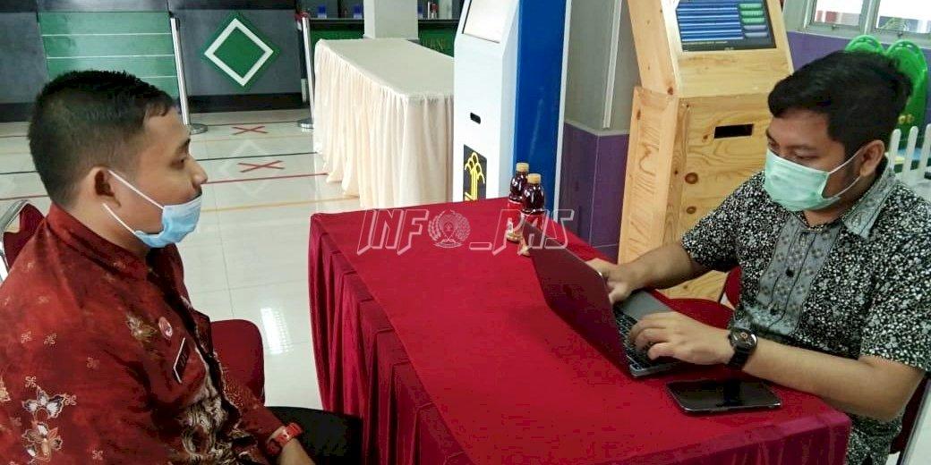 LPN Jakarta Didatangi Tim Survei Balitbangkumham, Ada Apa?