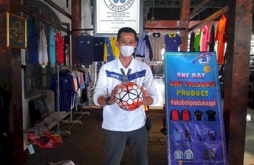 Rupbasan Cirebon Dukung Program One Day One Prison's Product