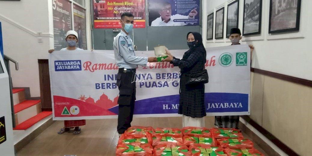 Masyarakat & WBP Lapas Rangkasbitung Berlomba dalam Kebaikan Ramadan