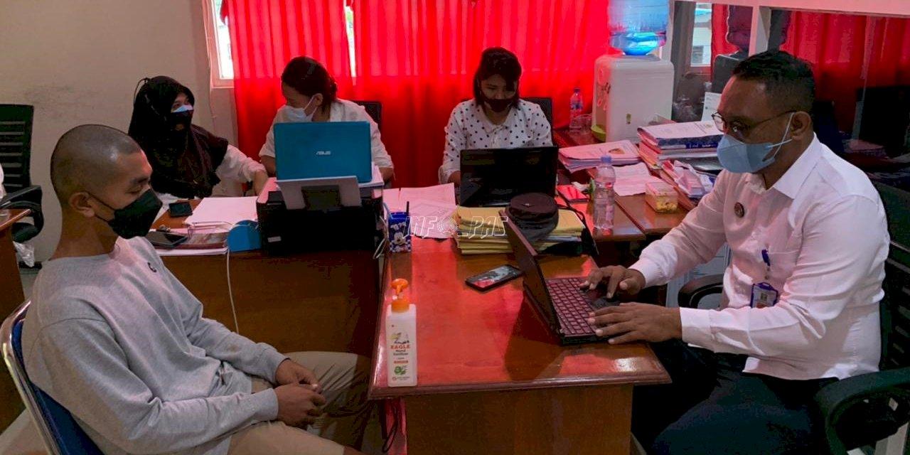 Petugas Lapas Dobo Bantu Jalankan Tugas & Fungsi PK Bapas