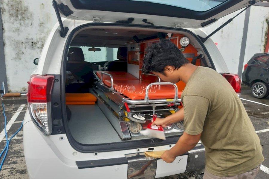 Perawatan & Pemeliharaan Berkala Cegah Kerusakan BMN Lapas Ambon