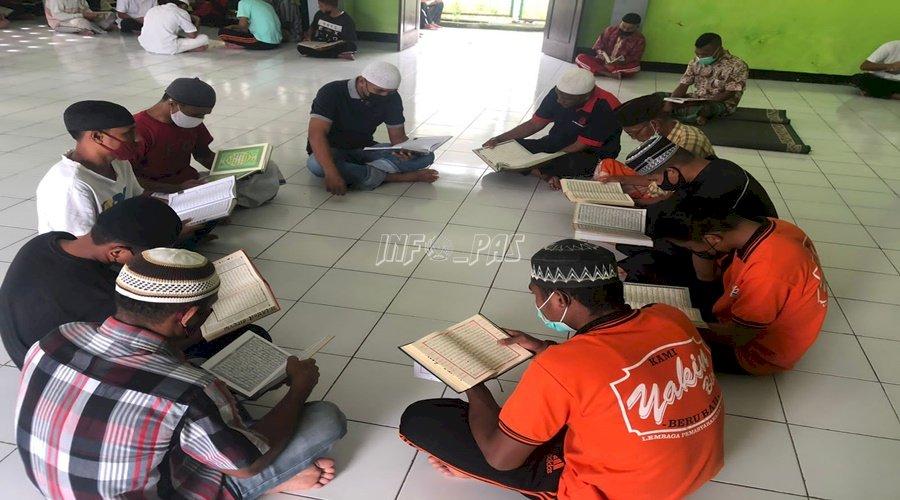 Pengajian & Pendalaman Alkitab Perkuat Iman WBP Lapas Piru