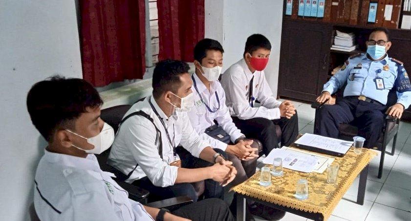 Lapas Banda Naira-KPKNL Maluku Bahas Aset Bangunan Lapas