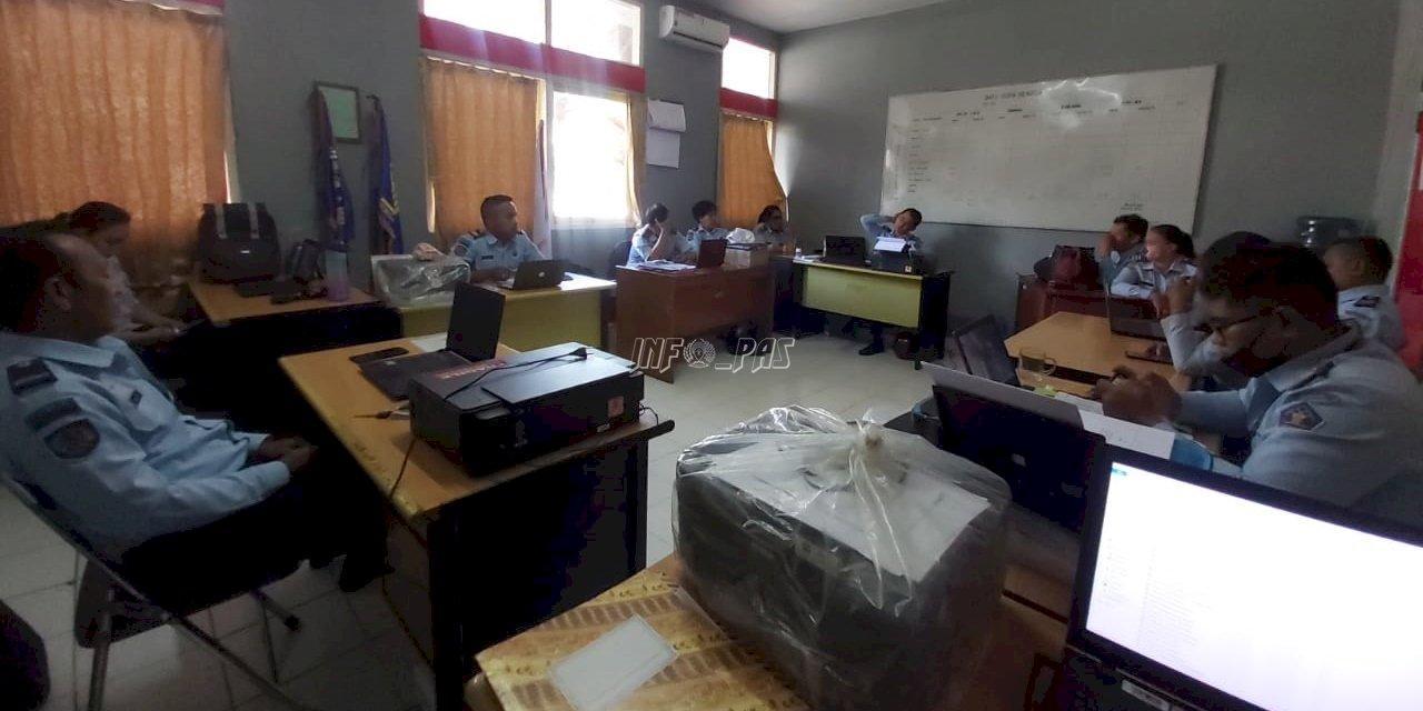 SKHK Tentukan Kualitas Hasil Kerja PK Bapas Ambon