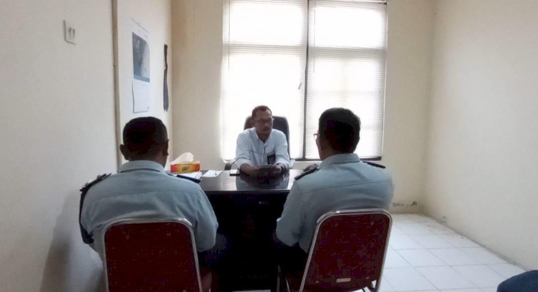 Lapas Banda Naira, Bangun Sinergi dengan PT. PLN ULP Banda