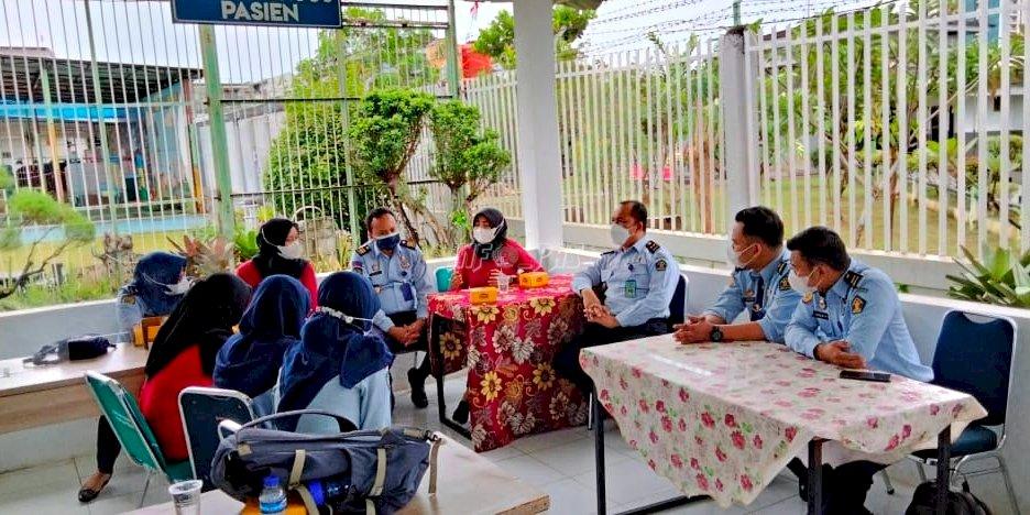 Tim Trauma Healing Pulihkan Kesehatan Psikis WBP Pascakebakaran Lapas Tangerang