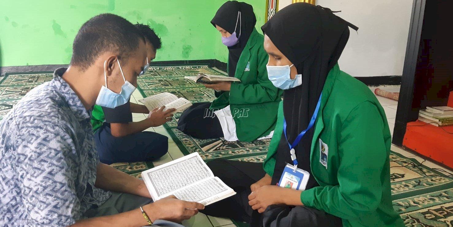 WBP Rutan Ambon Dapat Pembinaan Keagamaan dari Mahasiswa IAIN Ambon