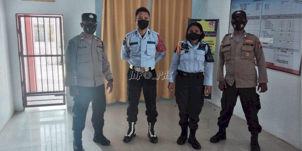 Sinergi dengan Polsek Berbuah Patroli Sambang ke Lapas