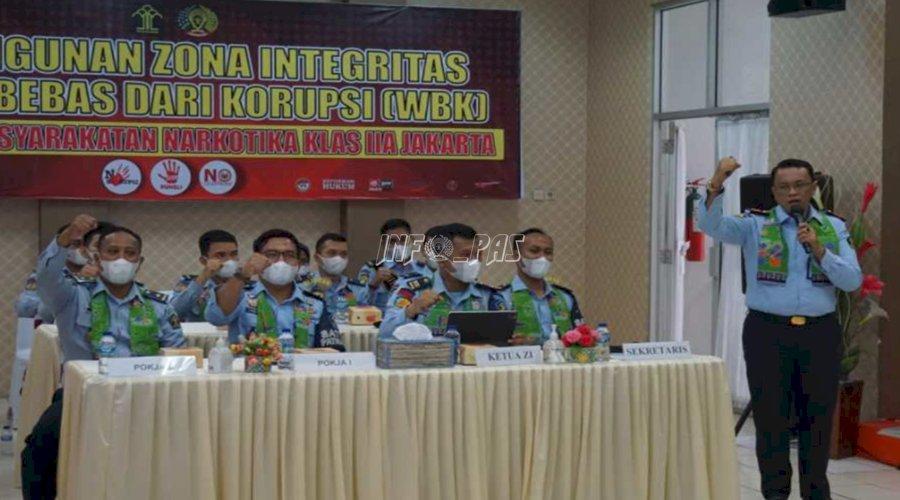 Penguatan TPI Mantapkan Persiapan LPN Jakarta Hadapi TPN