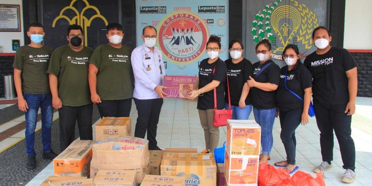 Bantuan Pascakebakaran Lapas Tangerang Terus Datang, Bukti Kepedulian Masyarakat